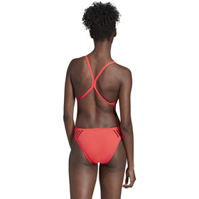 adidas Performance Swim Infinitex+ Badeanzug Damen shock red/active marine